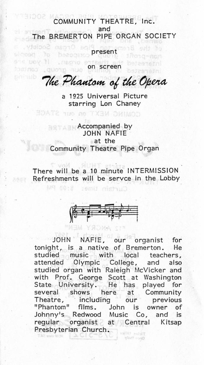 Phantum of the Opera
